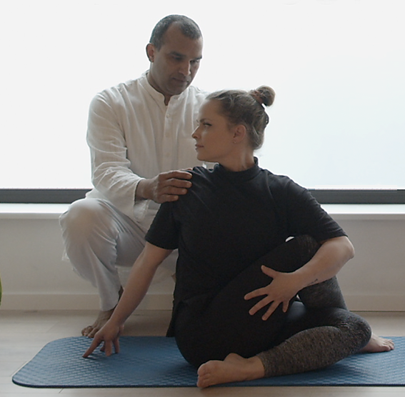 privat unterricht bei yoga vihar