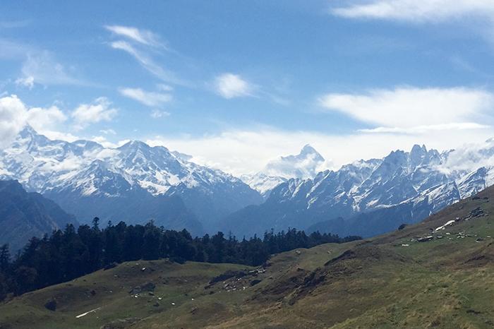 Himalaya Pilger Reise