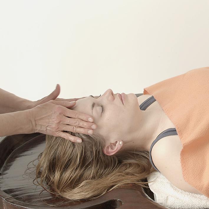 ayurveda kopfmassage
