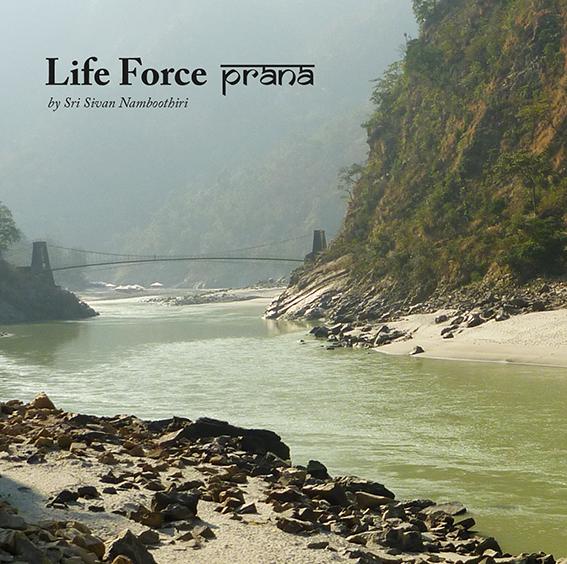 CD Life Force Prana Vorderseite